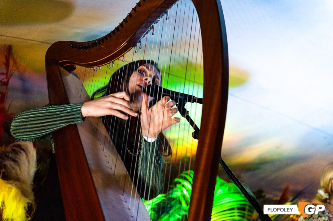 Saint Sister at Meet Me At The Castle, Clare Galway Castle, Photographer Ciaran Foley, 25-09-2021