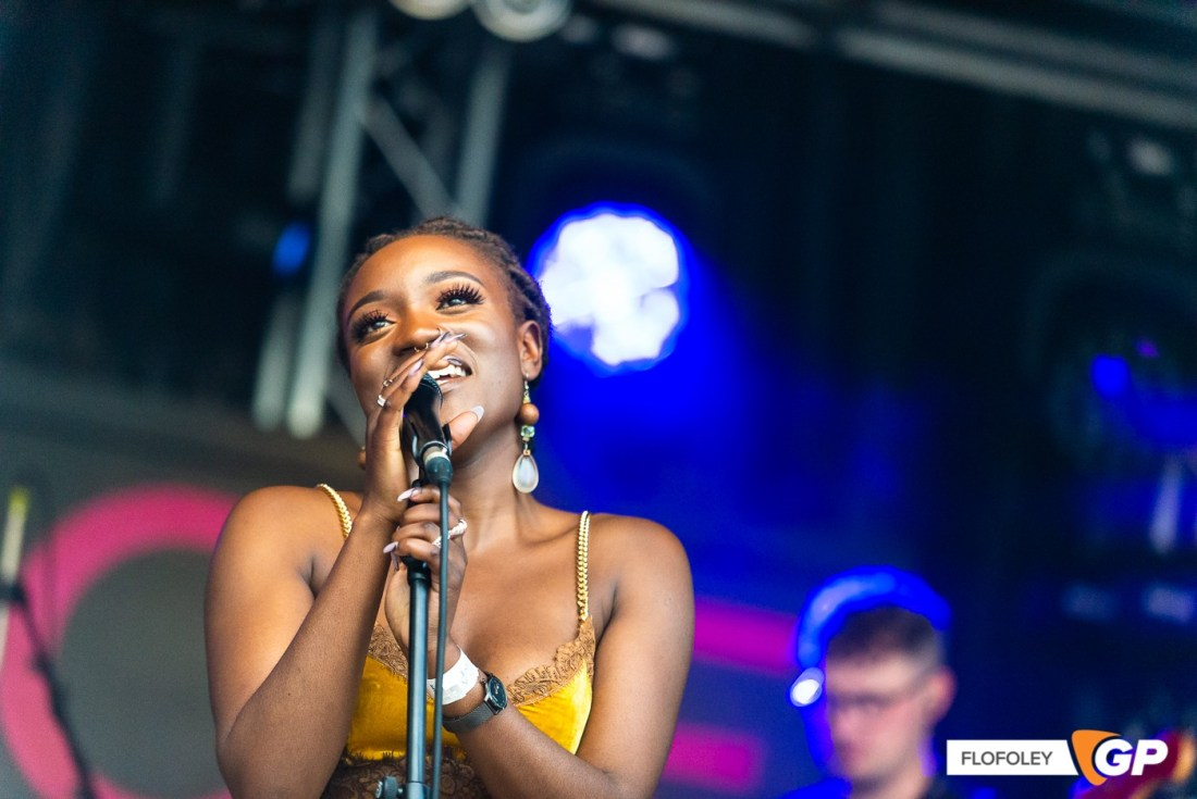 Tolu Makay at Meet Me At The Castle, Clare Galway Castle, Photographer Ciaran Foley, 25-09-2021-10