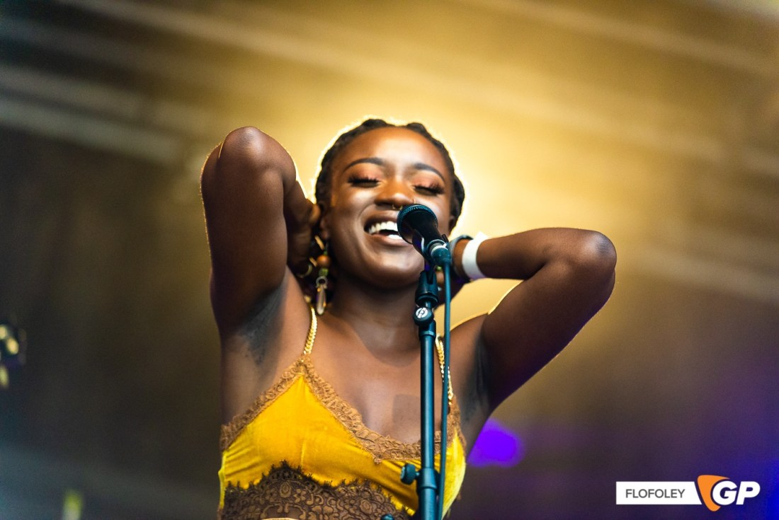 Tolu Makay at Meet Me At The Castle, Clare Galway Castle, Photographer Ciaran Foley, 25-09-2021-12