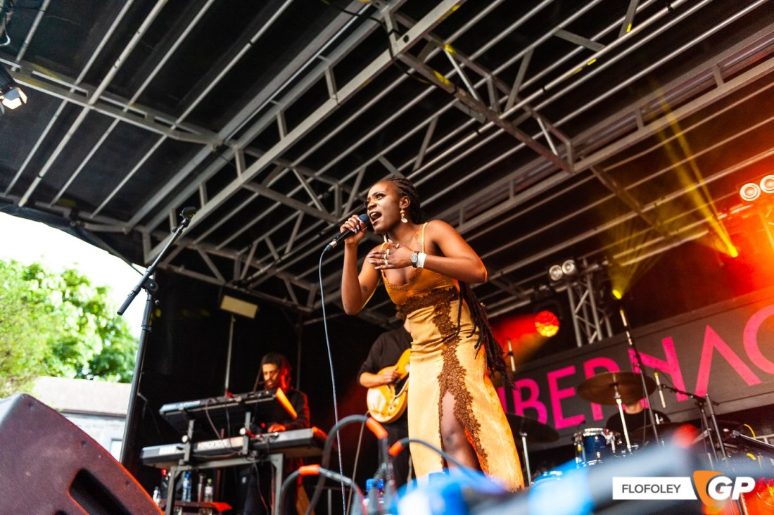 Tolu Makay at Meet Me At The Castle, Clare Galway Castle, Photographer Ciaran Foley, 25-09-2021-15