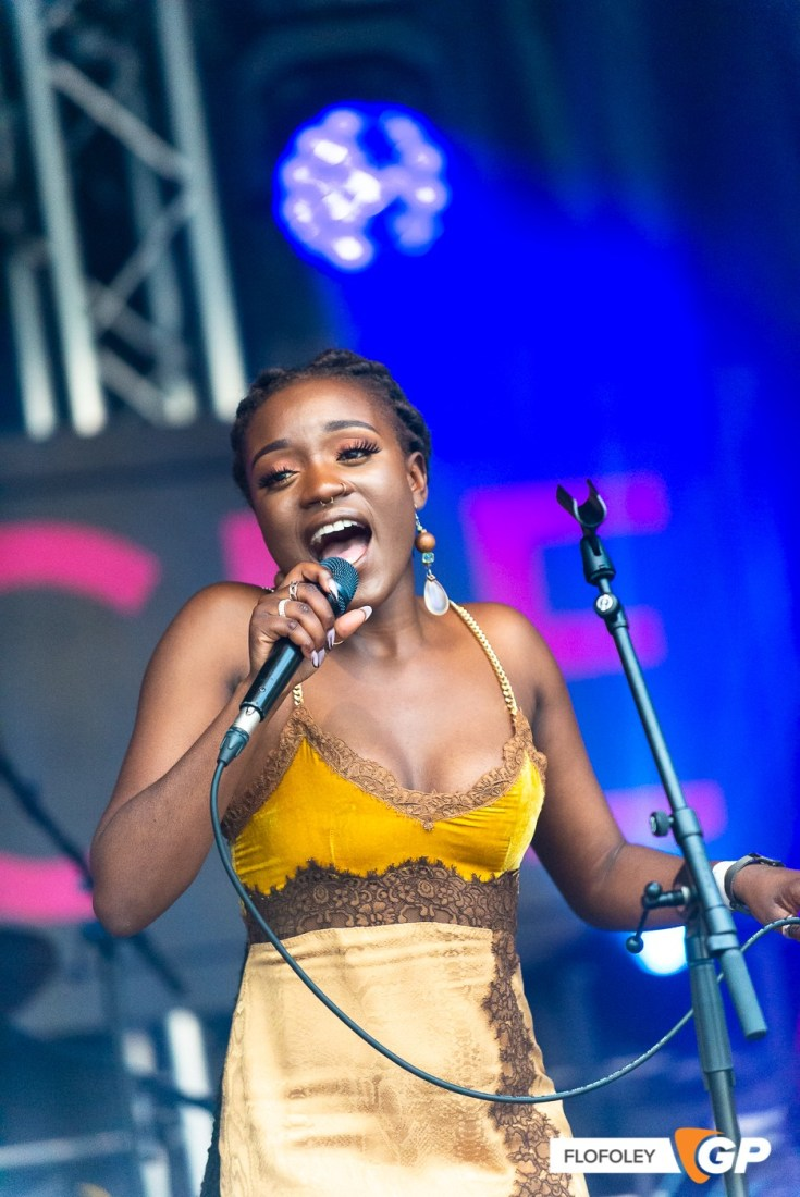 Tolu Makay at Meet Me At The Castle, Clare Galway Castle, Photographer Ciaran Foley, 25-09-2021-9