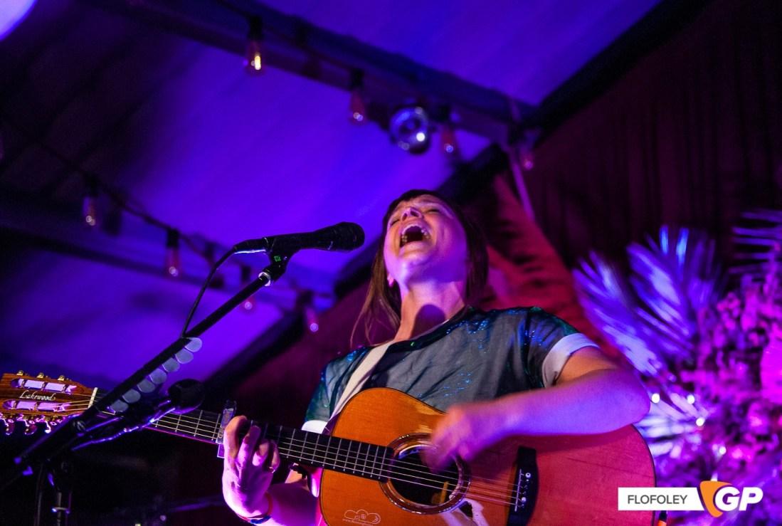 Wallis Bird w-s Rhob Cunningham at The Chestnut, Birr, Co Offaly, Photographer Ciaran Foley, 15-09-2021-12