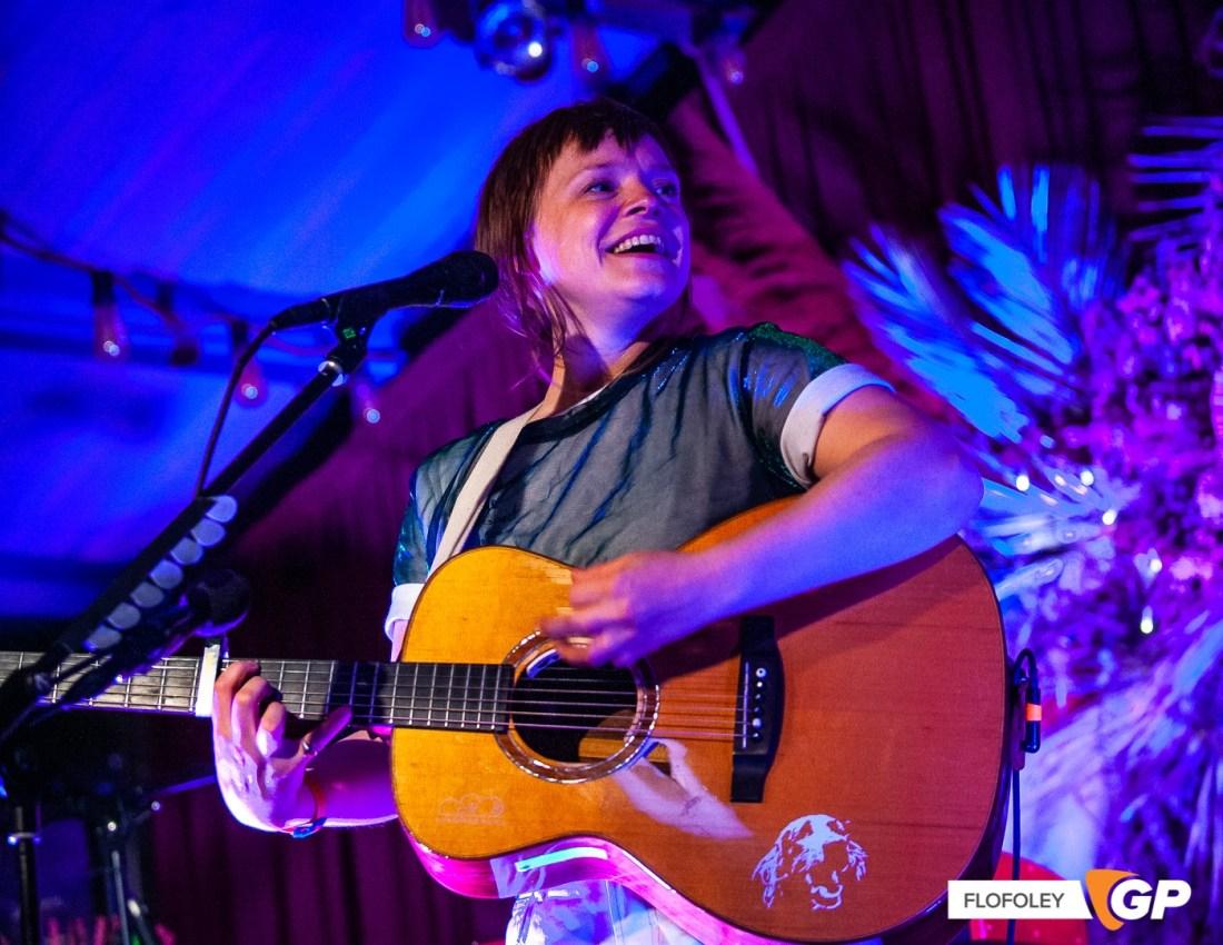 Wallis Bird w-s Rhob Cunningham at The Chestnut, Birr, Co Offaly, Photographer Ciaran Foley, 15-09-2021-13