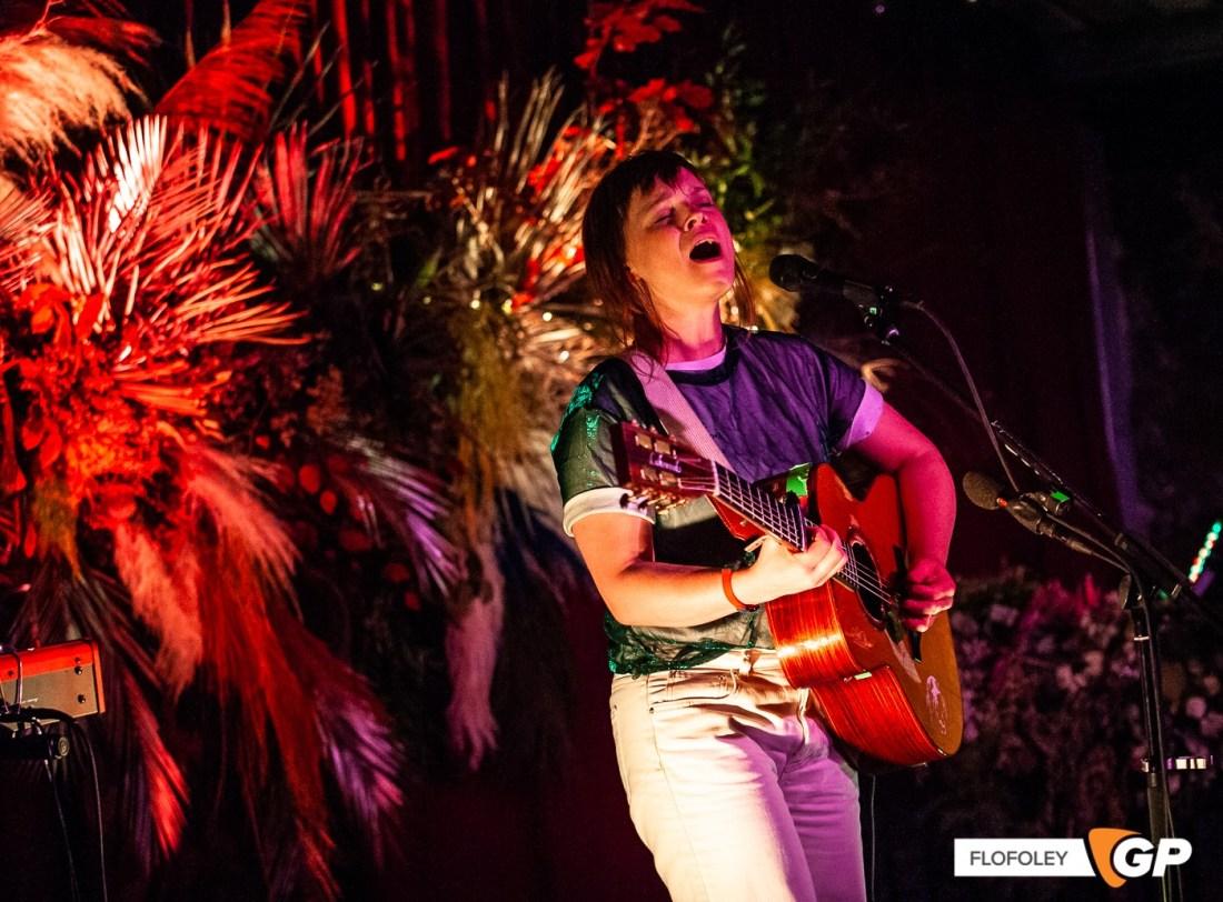 Wallis Bird w-s Rhob Cunningham at The Chestnut, Birr, Co Offaly, Photographer Ciaran Foley, 15-09-2021-16