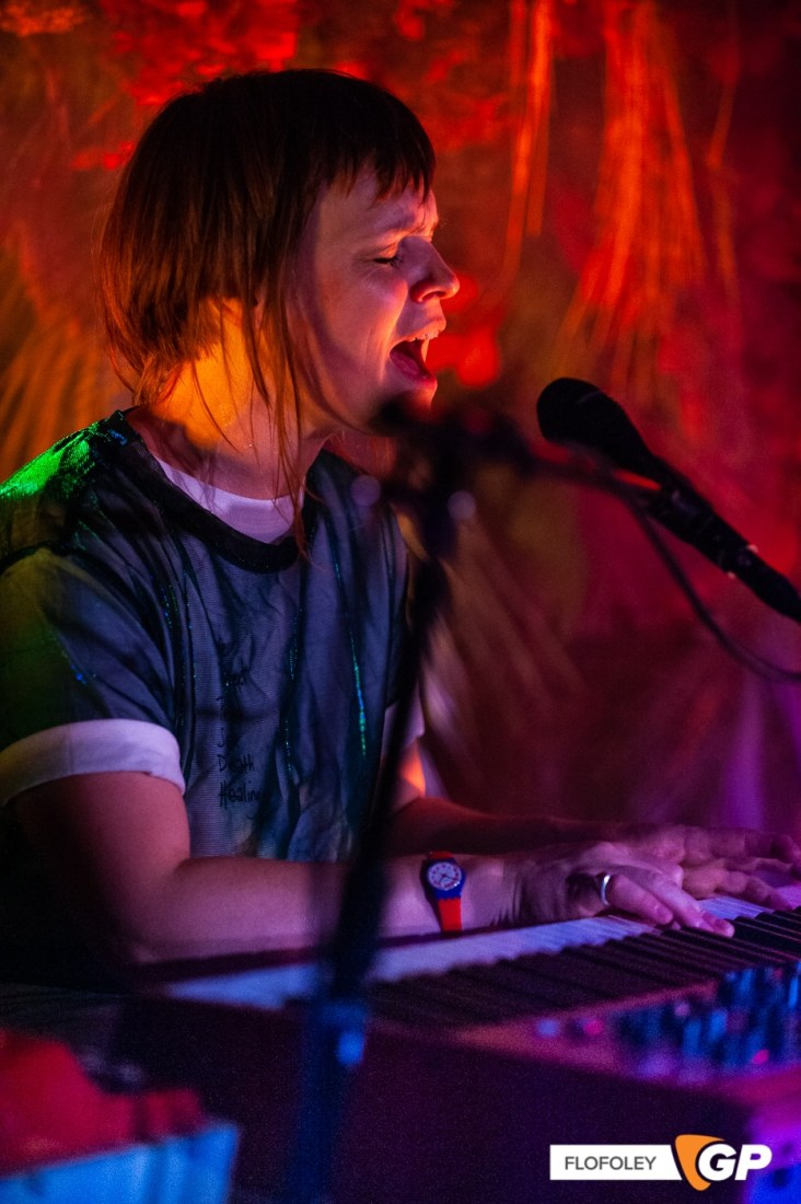Wallis Bird w-s Rhob Cunningham at The Chestnut, Birr, Co Offaly, Photographer Ciaran Foley, 15-09-2021-26