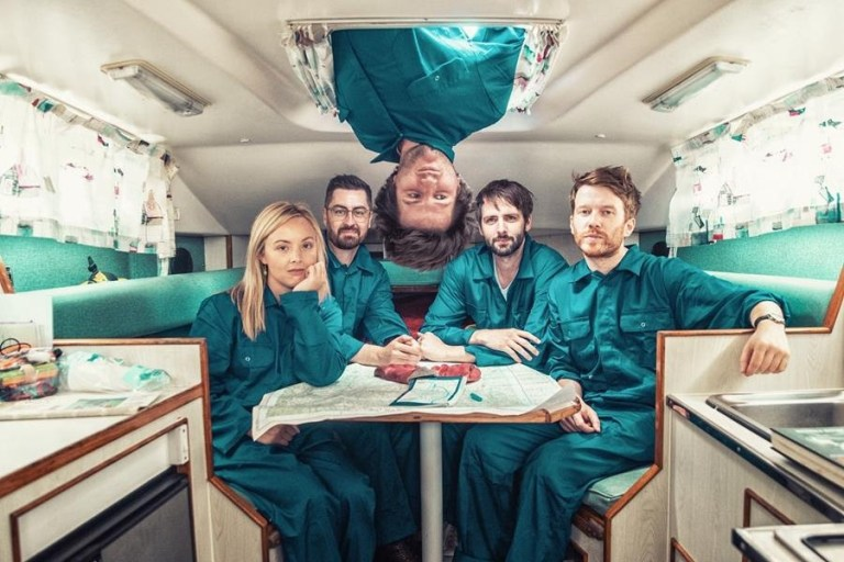 Photo of Silverbacks announce new album 'Archive Material'