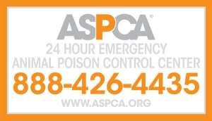 ASPCA Poison Control Hotline