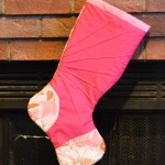 Heidi and Finn Inspired Stocking
