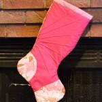 Heidi and Finn Inspired Stocking