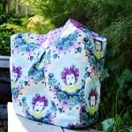 Craftsy Tula Pink Elizabeth Tote Bag