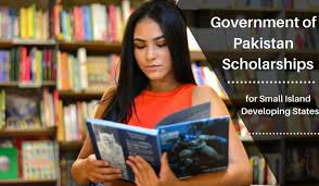 Government of Pakistan Scholarships Programme for Small Island Developing States