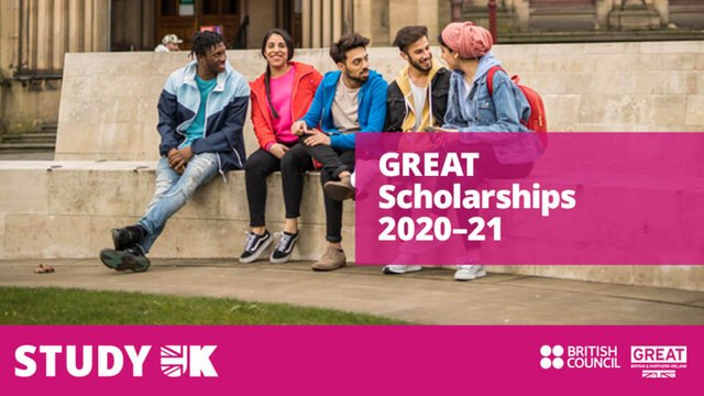 UK GREAT Scholarships for a Sustainable Future Scheme 2021 for Nigerian & Pakistani Students