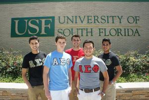 Scholarship at University of South Florida in the USA
