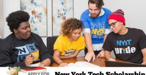 New York Tech First-Year international awards in the USA
