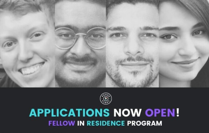 Peace First Fellows-in-Residence Program 2021 for Young Leaders Globally (Paid)