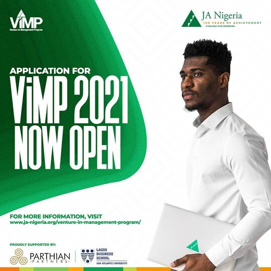 Junior Achievement Nigeria Venture in Management Program (Mini-MBA Course for Youth Corpers) 2021