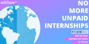 United Nations No More Unpaid Internships Fellowship Programme 2021 for Young Professionals