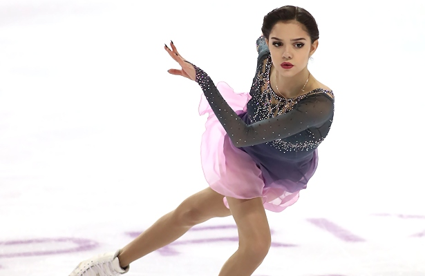 Medvedeva Defends Grand Prix Final Title Golden Skate