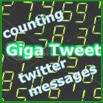 Giga Tweet