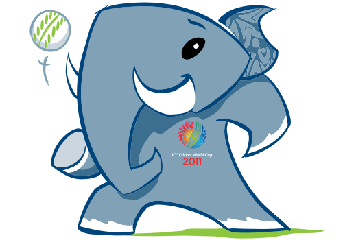 CWC 2011 Official Mascot