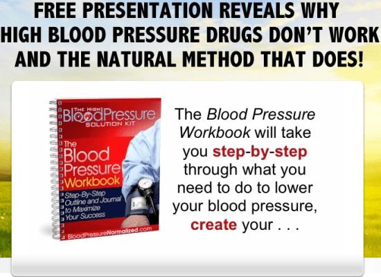 Blodd Pressure Workbook