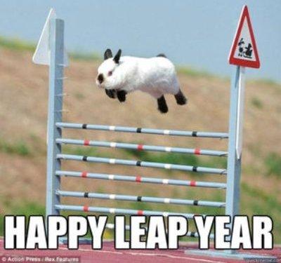 Leap Day Meme 3