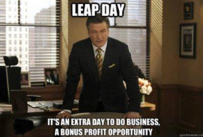 Leap Day Meme 5