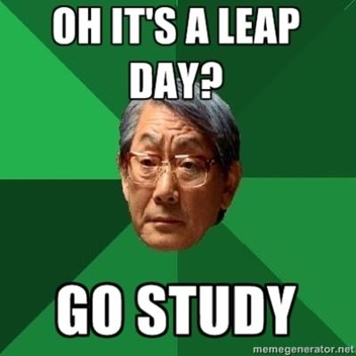 Leap Day Meme 6