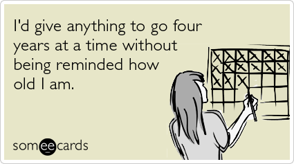 Leap Day Funny eCard