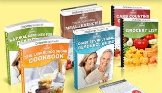 Diabetes Reversal Solution Kit