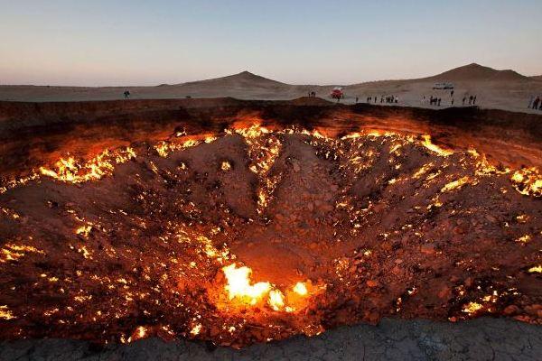 Crater - Door to Hell