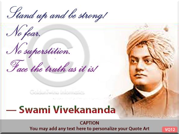 Swami Vivekananda Quote