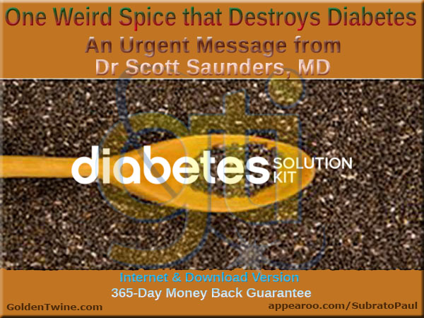 Dr Scott Saunders, MD - Diabetes Reversed