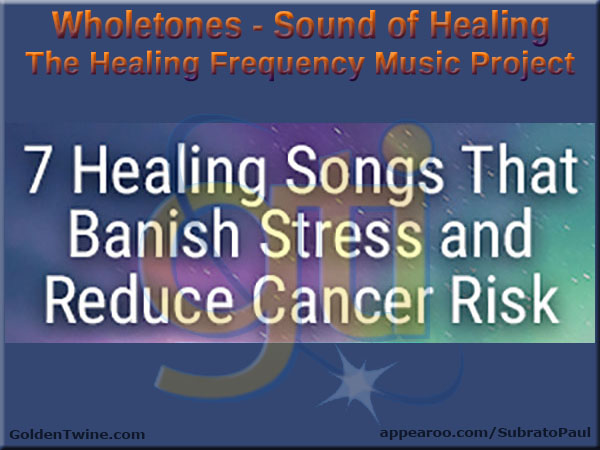 The Healing Frequency Music Project