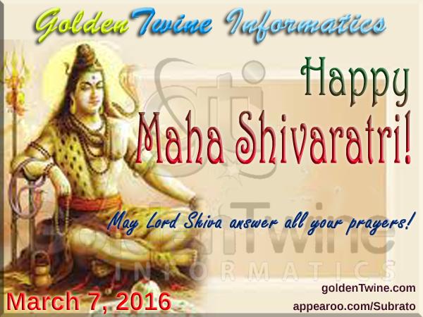 Indian Festival of Maha Shivaratri