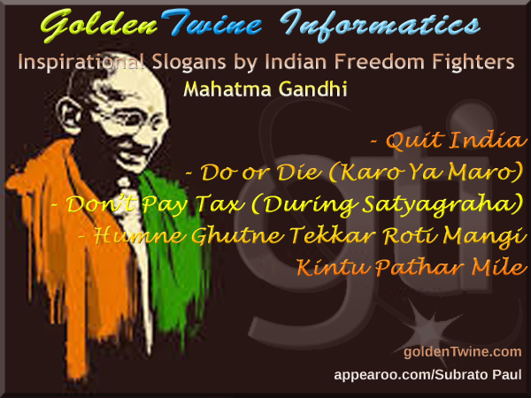 Martyrs Day Of India 2017 Goldentwine Informatics Blog