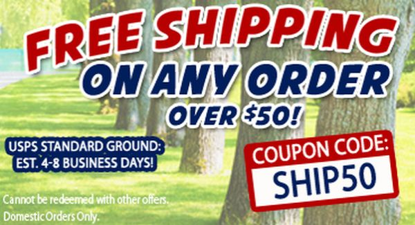SHIP50 Coupon