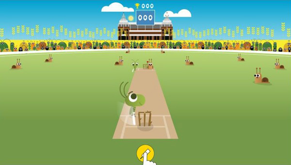 ICC Women's World Cup 2017 Google Doodle's Pest Cricket