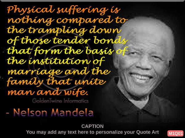 Nelson Mandela Quote 1