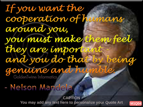 Nelson Mandela Quote 4