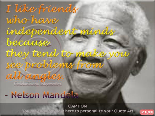 Nelson Mandela Quote 8