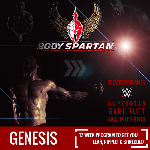 Body Spartan Genesis Program