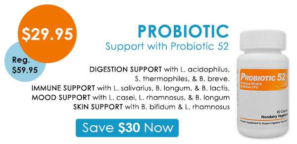 HelloLife Probiotic 52