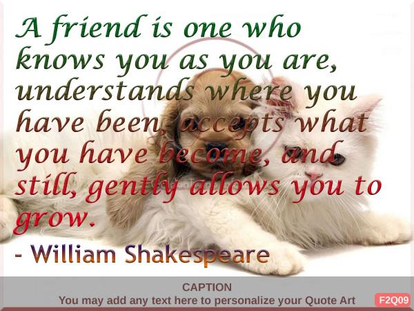 Friendship Quote 9
