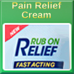 Natural Topical Pain Relief Cream
