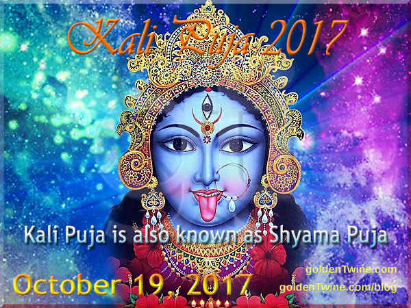 Indian Festival of Kali Puja 2017