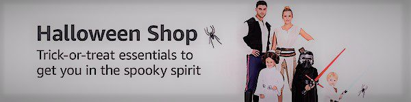Halloween Shop at Amazon India
