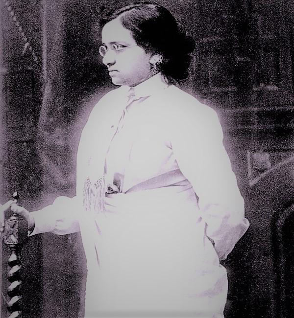 Motaben (Elder Sister in Gujarati) - Anasuya Sarabhai