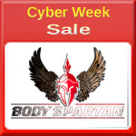 Cyber Week Sale at Body Spartan