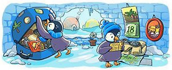 Holidays 2017 (Day 2) Google Doodle - Image 2